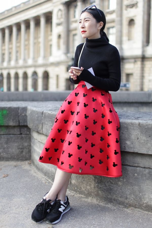 5種運動球鞋穿搭,穿出韓星潮味及時尚感! - A編的時尚小筆記 - Anny