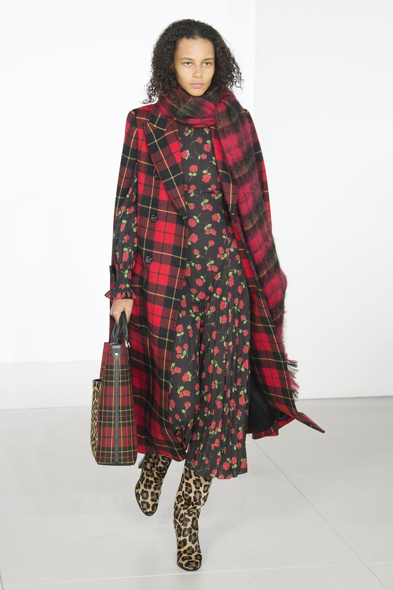 Michael Kors AutumnWinter  Ready To Wear  British Autumn and