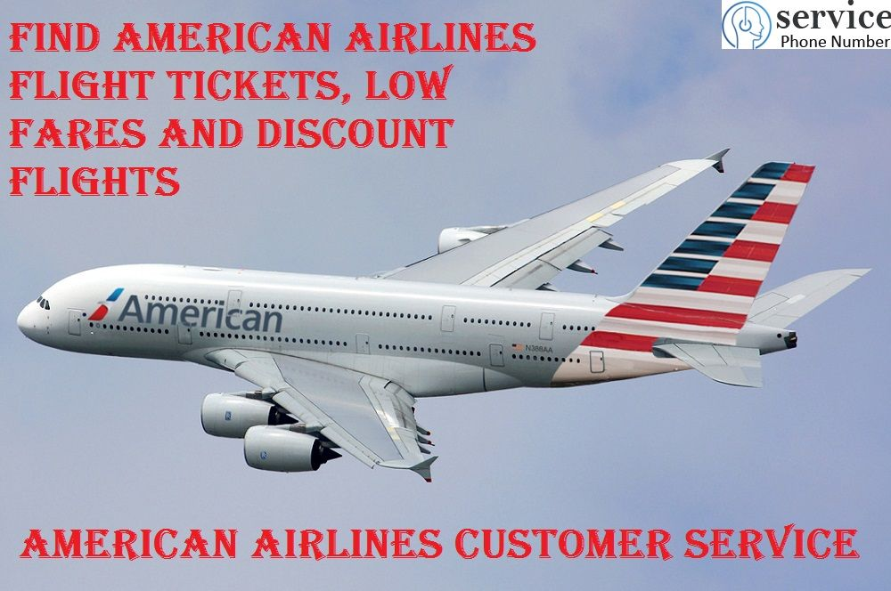 American Airlines Customer Service Number Flight ticket