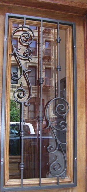 Classical iron window grill design also metal art rh pinterest