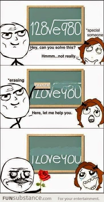 Clean Meme Central Valentine S Day Memes Rage Comics Funny Funny Pictures Nerd Love