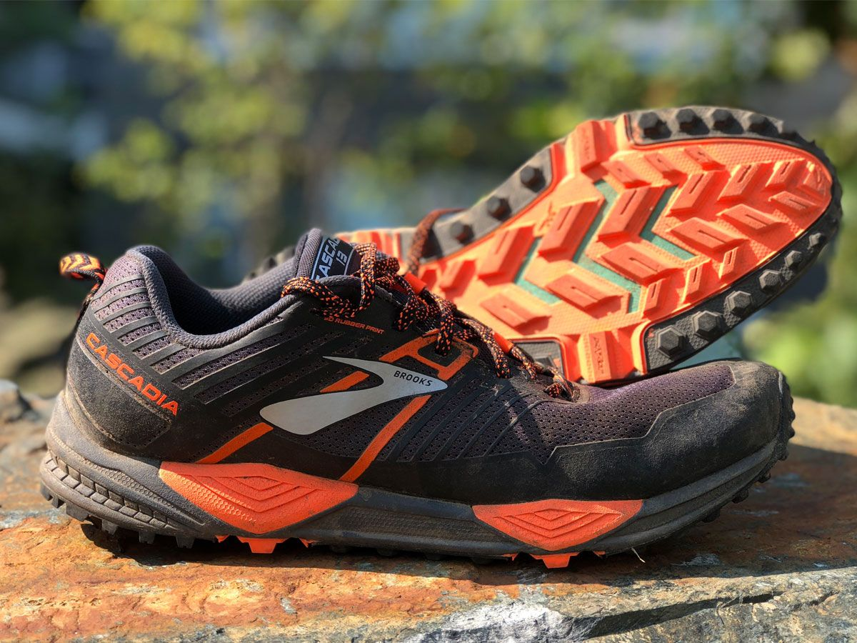 84c0fcc675c Wide foot runner Jarrett Weisberg reviews the Brooks Cascadia 13 after  completeing the Under Armour Killington Mountain Series 25k.