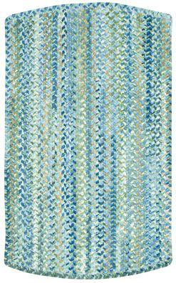 Grand-Le-Fleur Blue Mist Rugs - Capel Rugs