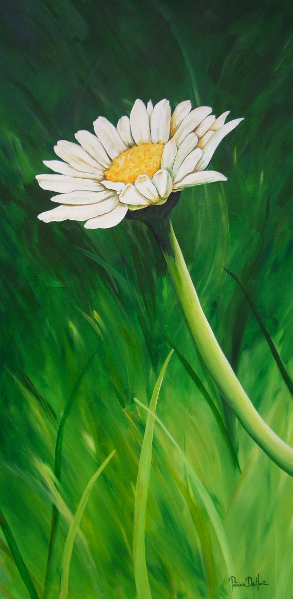Summer Daisy by PatDeHart on Etsy, $19.00