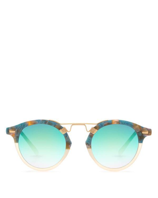 1b4e12ccb08a Krewe St. Louis Round Sunglasses