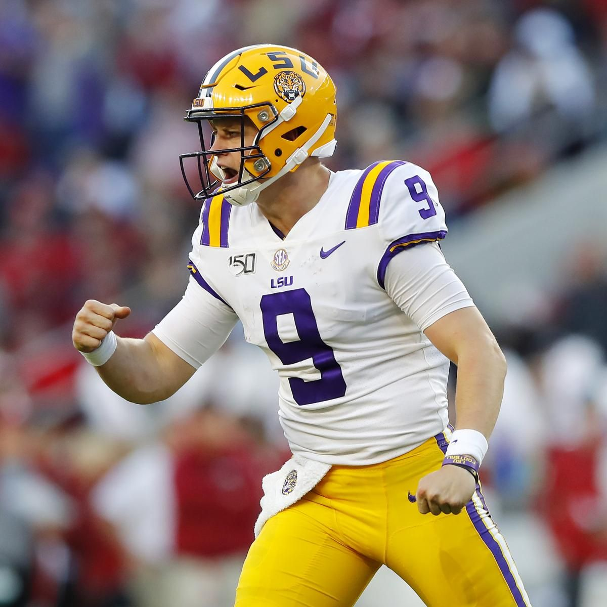 Winners And Losers From Week 11 Of College Football Lsu Tigers