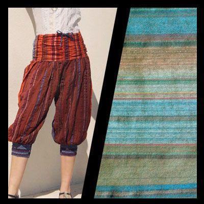 Pantalones Ran - Pantalones cortos fruncidos a la cintura y a las pantorrillas #ModaMujer #Bohemian #Boho #Bohostyle #gypsystyle  #Hippie #Chic #Moda #Ropa #Verano #Tendencias #Fashion #Tienda #Tienda #Prendas #Style #fashionstyle #loverss #clothes #Look #pantalones www.elrincondeveronic.com www.facebook.com/elricondeveronic