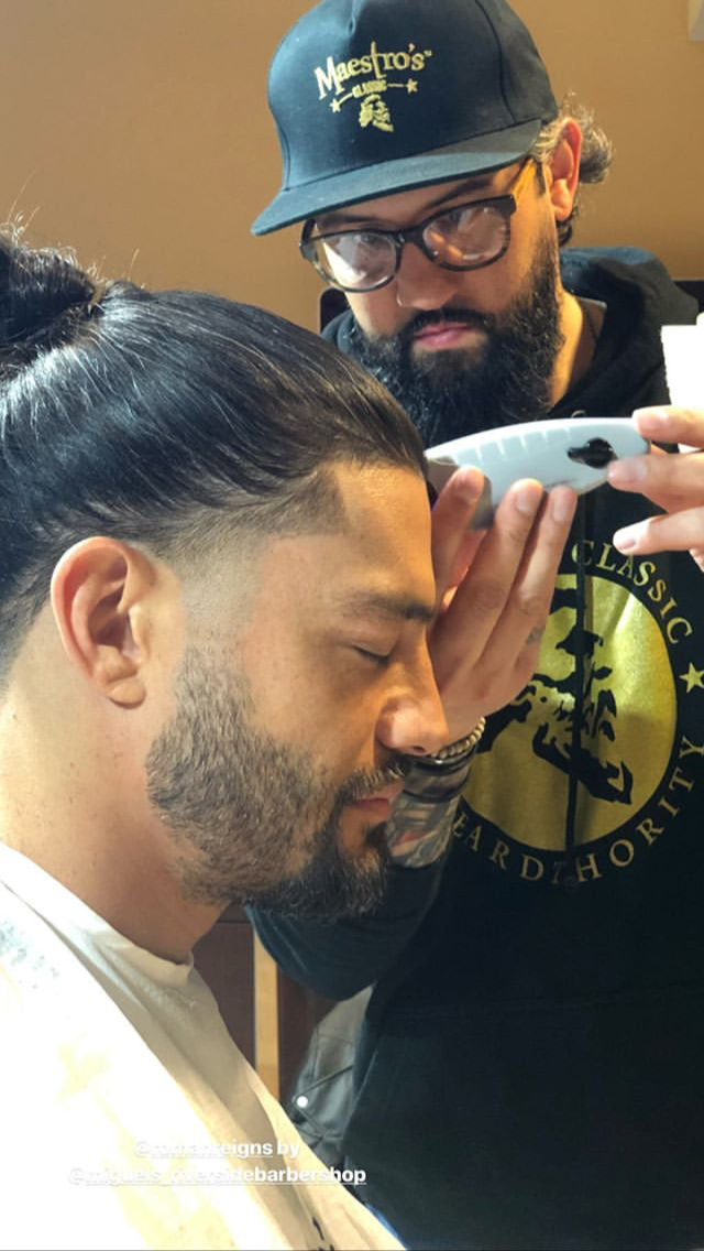 Roman Getting Lined Up Before Raw Long Hair Styles Men Curly Hair Men Hair And Beard Styles