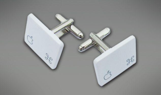 MacBook Cufflinks from Geekware