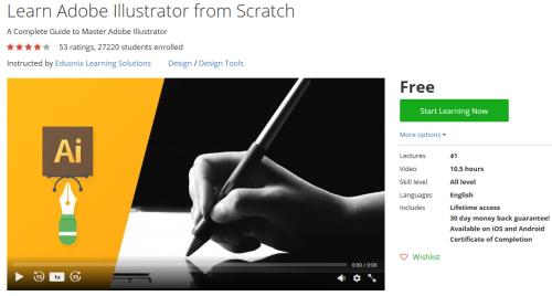 Learn Adobe Illustrator from Scratch http://ift.tt/1Ok2S3A #udemy ...