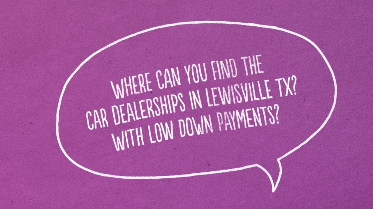 Auto Loans For Bad Credit with No Down Payment in