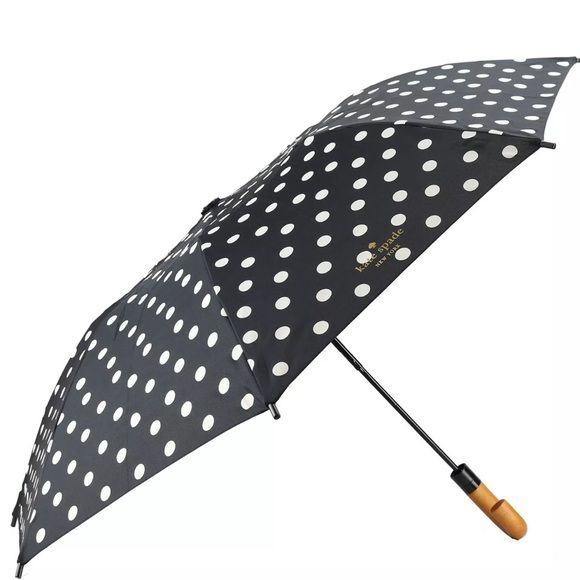 kate spade Accessories - Kate Spade Dots Small Umbrella #smallumbrella