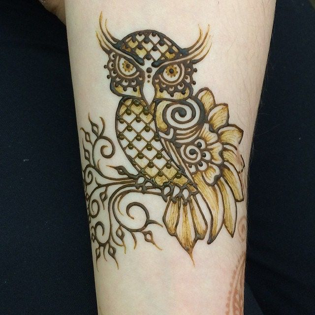 Animal Henna Tattoo Designs: Henna Elephant Tattoos Henna