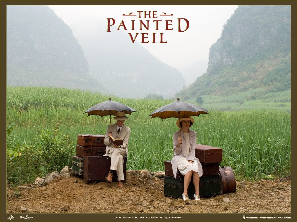 Edward Norton Wallpaper The Painted Veil The Painted Veil Film Set Edward Norton