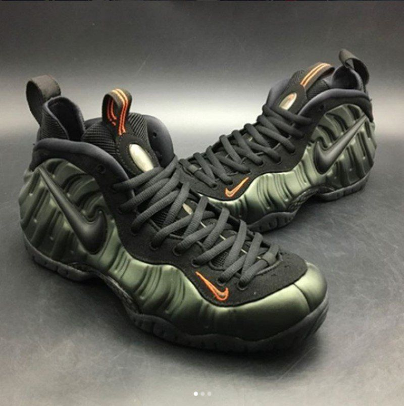 8f210e235707d Nike Air Foamposite Pro Sequoia Sneakers Review
