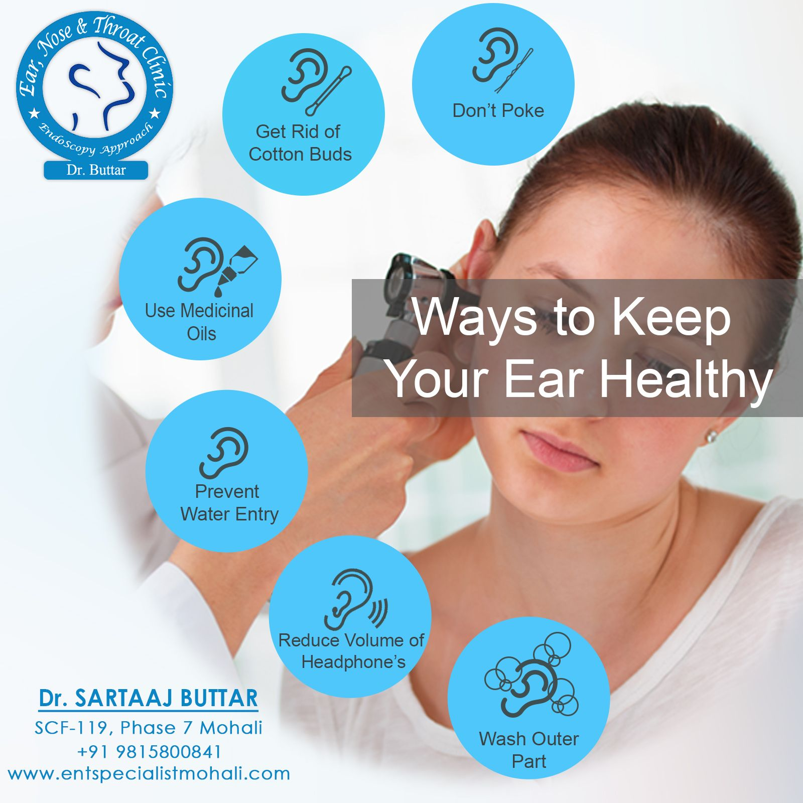 Easy ways to protect your #ears and your hearing #health ...