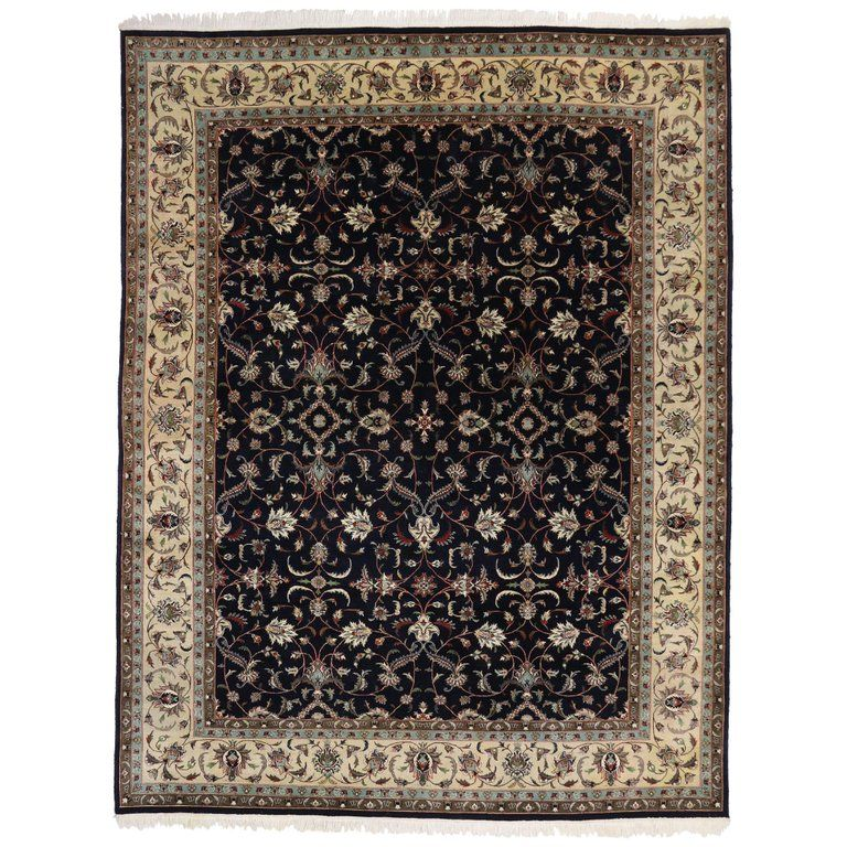 Vintage Persian Hollywood Regency Style Rug Products In