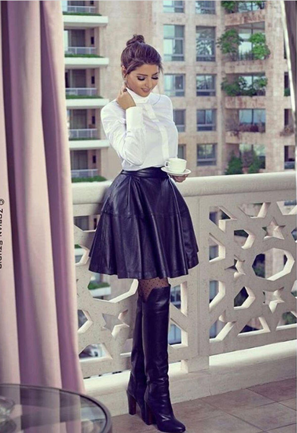 Женские Белые Блузки — Модные Тенденции [Фото 2018 ...