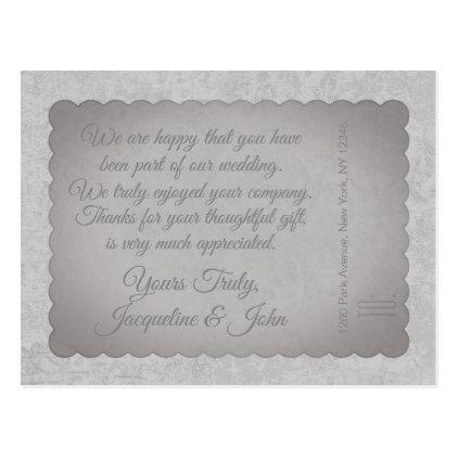 wedding thank you postcard rsvp invitations rsvp wedding