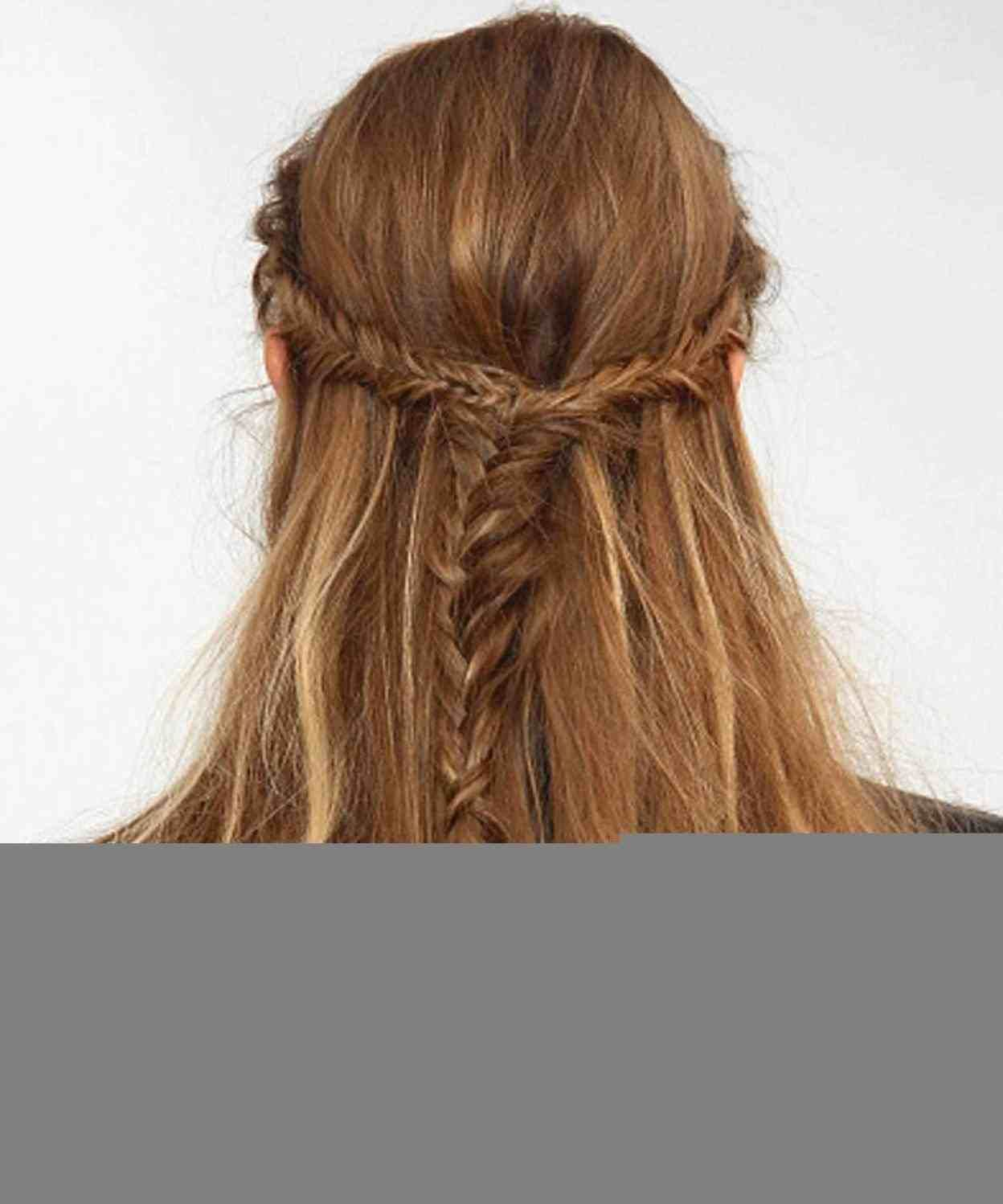 new post easy hairstyles for long hair for school step by step kids