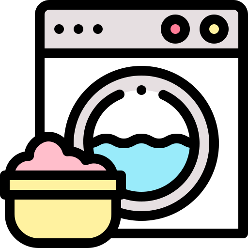 Washing Machine Free Vector Icons Designed By Freepik Vector Icon Design Vector Icons Easy Drawings For Kids