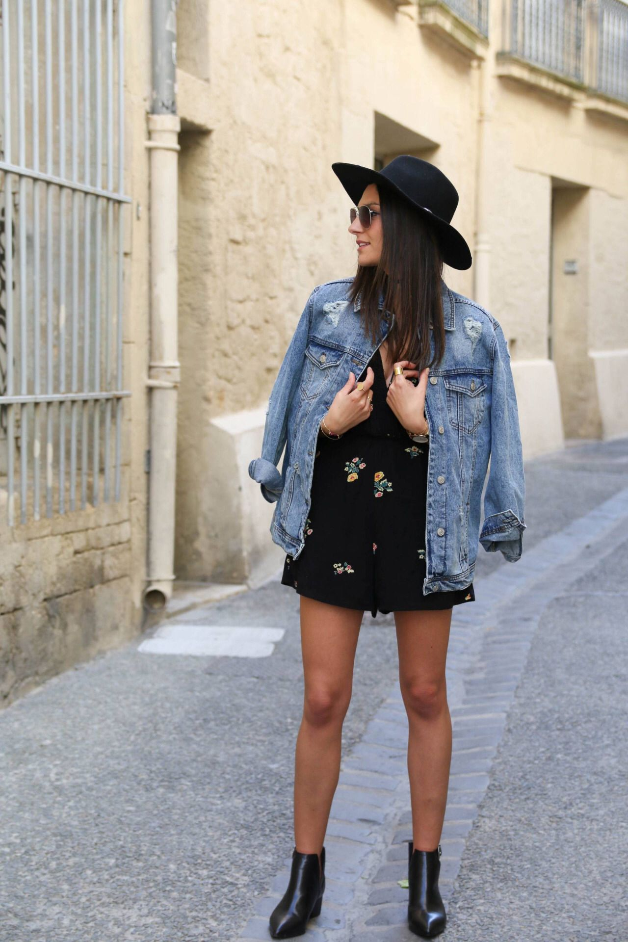 Spring Looks with Boots