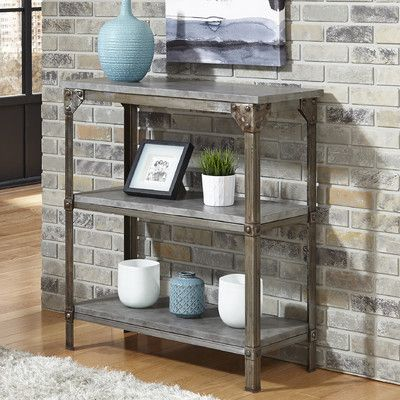 Home Styles Urban Style 3-Tier Console Table & Reviews | Wayfair