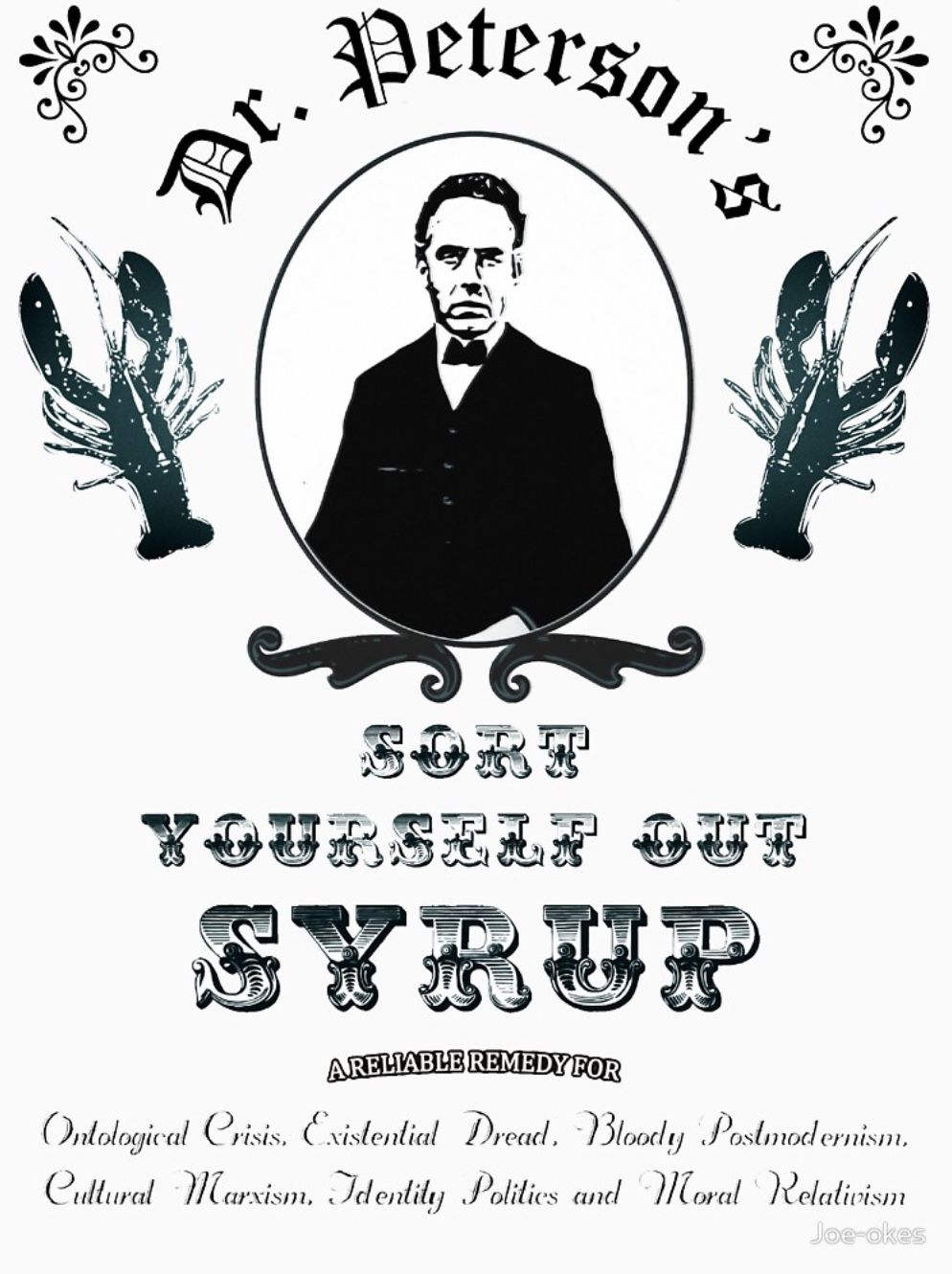 9268455efb27f Sort Yourself Out Syrup Old Timey Jordan Peterson Meme