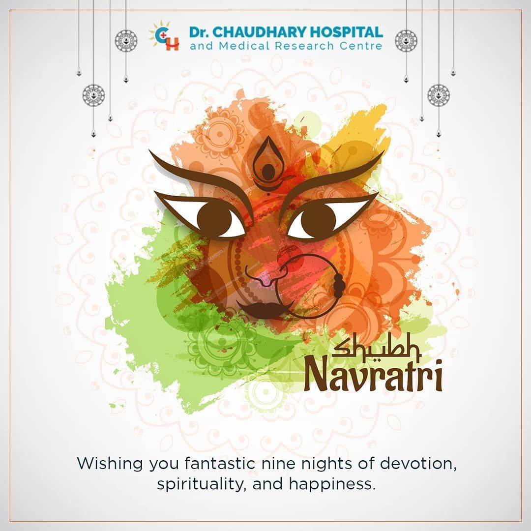 Dr Chaudhary Hospital wishes you all a prosperous and joyous Navratri. #Navratri2019 . . #chaudharyhospital #HealthCare #quality #InternalMedicine #Hypertension #Diabetes #Infectiousdiseases #Thyroiddisorders #MentalHealth #Depression #Emergency #Services #Care #Asthma #CriticalCare #UdaipurCity #CHMRC #navratriwishes Dr Chaudhary Hospital wishes you all a prosperous and joyous Navratri. #Navratri2019 . . #chaudharyhospital #HealthCare #quality #InternalMedicine #Hypertension #Diabetes #Infectio #navratriwishes