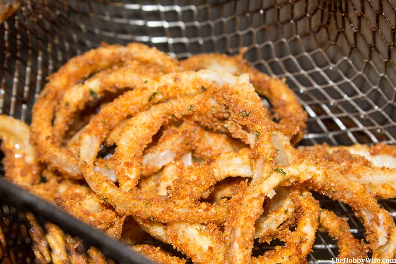 Easy onion rings recipe recipe onion rings recipe