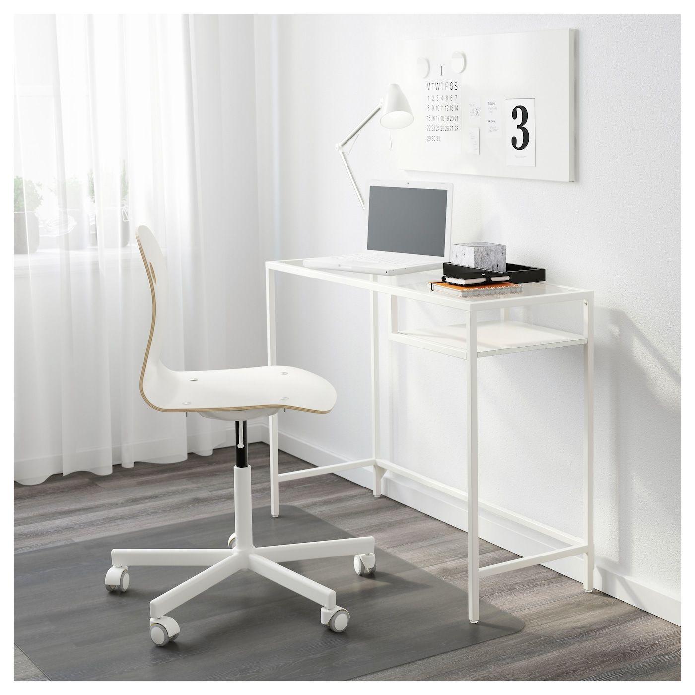 Vittsjo Laptoptisch Weiss Glas Ikea Osterreich Laptop Table Ikea Furniture