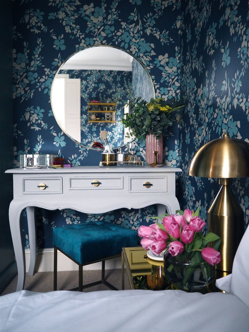 New Year, New Bedroom! Embracing The Maximalism Trend In