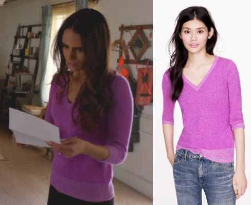 Dallas season 2: Elena's (Jordana Brewster) J. Crew Collection ...