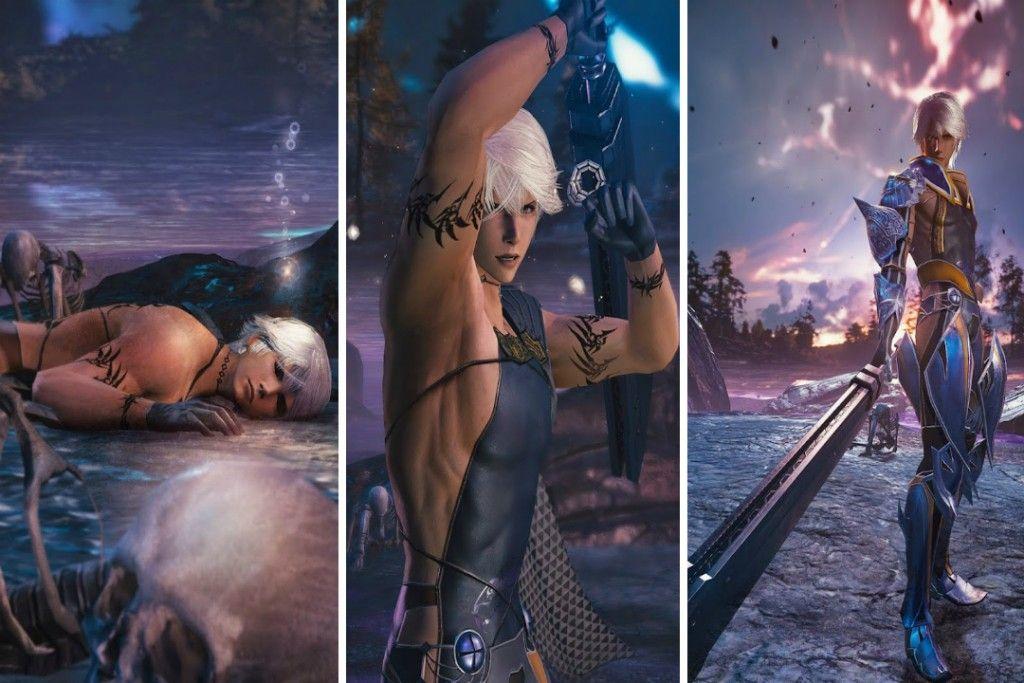 Final fantasy guys nude