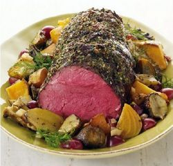 Fall Harvest Silver Tip Roast From Kosher By Design Cooking Coach By
