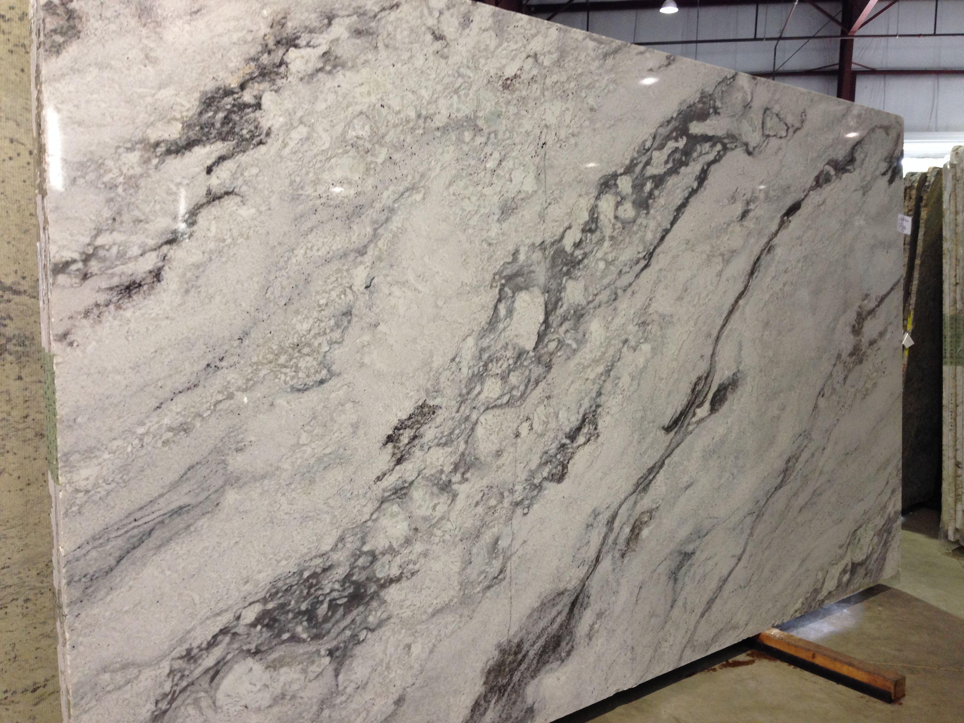 Glacier White Granite Option Y Countertops Kitchen