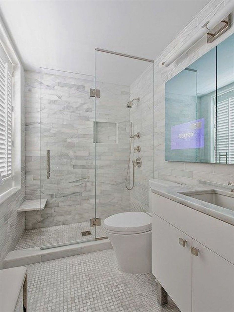 Small Narrow Bathroom Remodel Ideas In 2020 Guest Bathroom Remodel Small Bathroom Bathroom Design Small