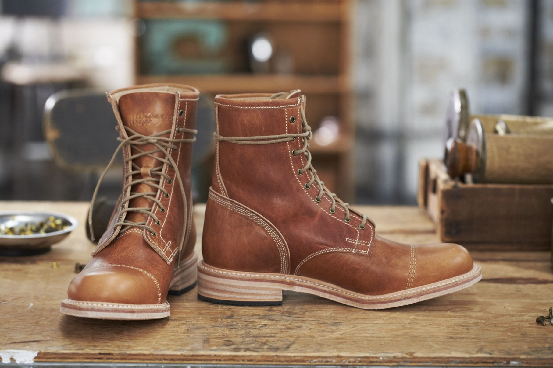 timberland coulter bottes