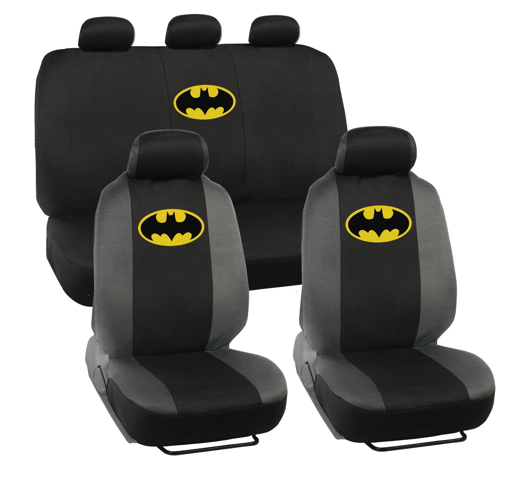 Classic Batman Seat Covers