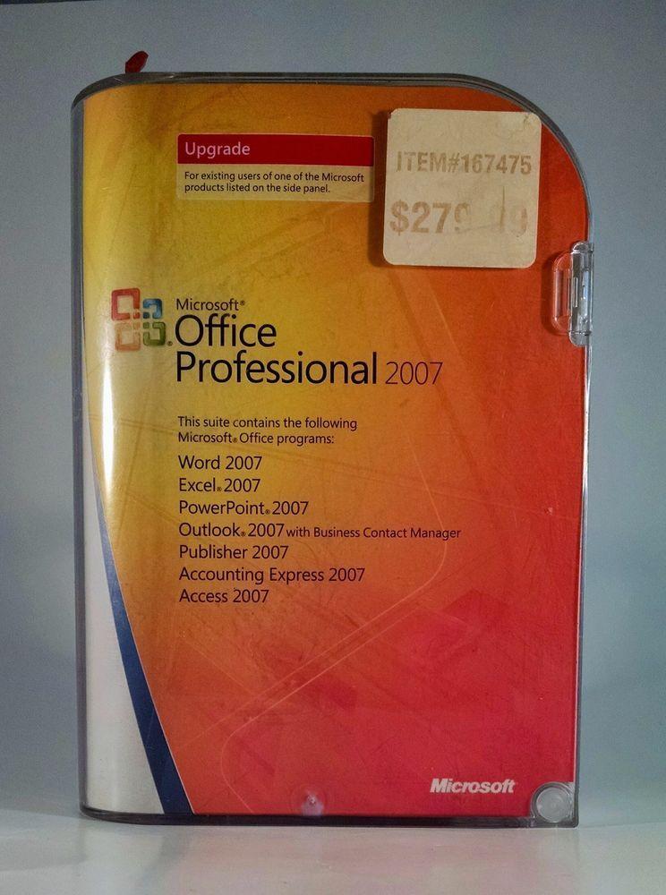 product key microsoft office professional 2007