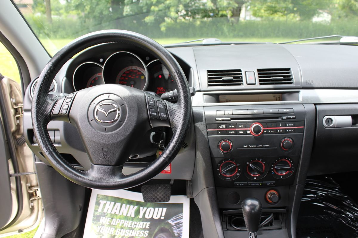 MAZDA Car Review 2015 The 2006 Mazda 3 Has Refined Road Manners That Will  Likely Surprise