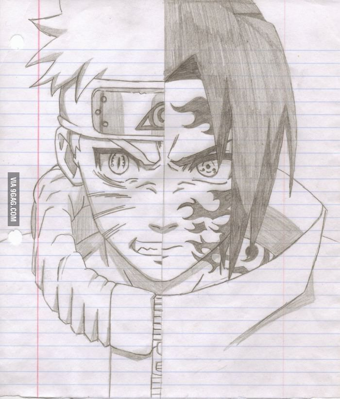 Photo of Took Me One Day Any Naruto Fans?