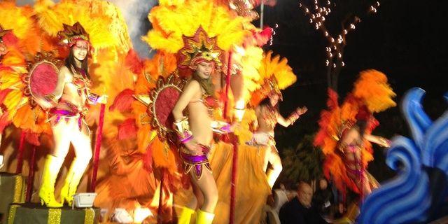 Madeira Samba Lockt Zum Karneval In Den Garten Eden Madeira Tropical Islands Funchal