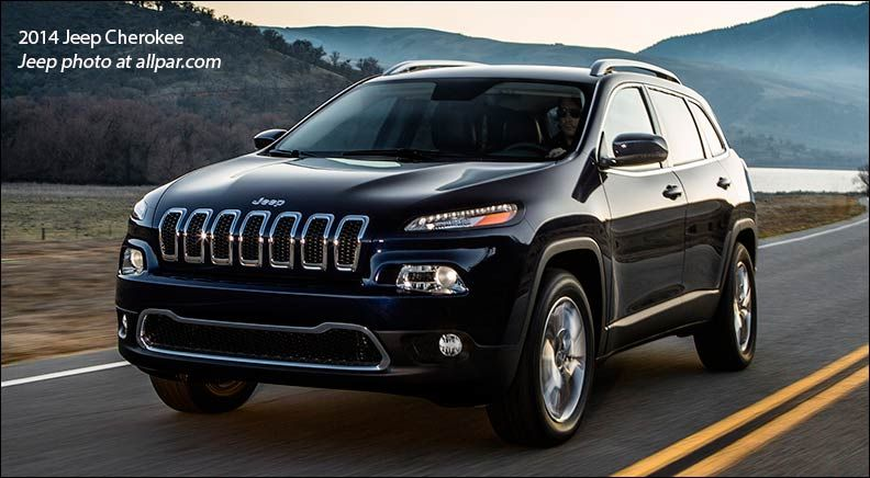 2014jeepcherokee (With images) Jeep cherokee, New jeep