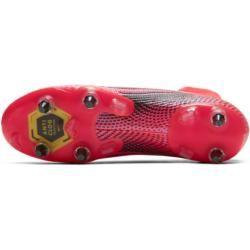 Nike Mercurial Superfly 7 Elite Sg-pro Anti-Clog Traction Fußballschuh für weichen Rasen - Rot Nike