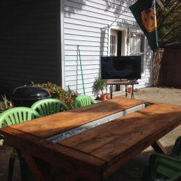 Free DIY Furniture Plans from The Design Confidential Rustic