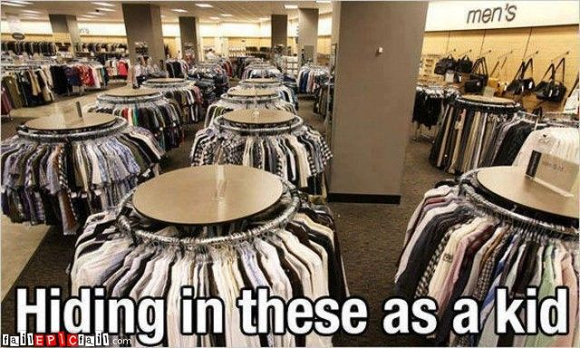 Admit it, you have done this!