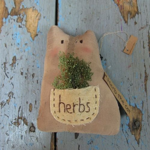 Herb the Cat