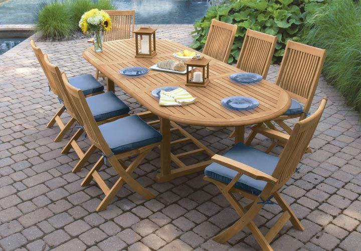 Country Casual Teak Furniture