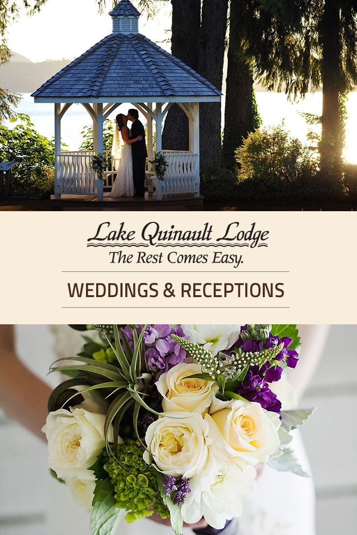 Lake Quinault Weddings